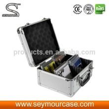 Funny CD Case Beautiful CD Case 600-Disc Black PVC Leather CD/DVD DJ Case