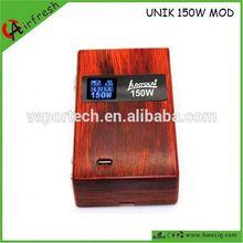 Wood box mod Unik god mod beautiful update version stunning smy god 180 watt mod