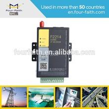 F2214 cellular industrial cdma modem for m2m cdma450mhz modem