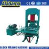 Large Pressure building materials paving block moulding machine