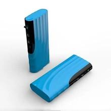100% Full Capacity 5 Colors Mobile Power Bank 10000mAh Wireless Powerbank External Battery