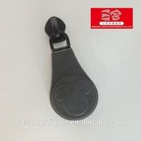 5# 8# 10# fancy custom silicone zipper pull