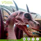 Playground Decoration Silicon Rubber Robotic Dragon