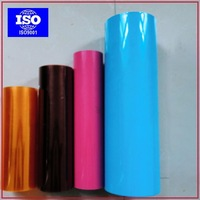 indian blue industry rigid transparent pvc sheet
