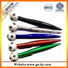Unique design football roller ball pen