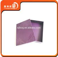 beanie paper packaging box/shirt paper packaging box