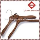 DL0607 Luxury wooden antique coat hanger