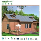 low cost wpc portable modular homes
