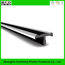 T shape light plastic channel strip for door and other furniture