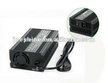 12v 24v 36v 48v 60v battery charger for Li-ion/LiMn/LiFePo4 and lead acid battery case