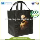2014 New design fashion shopping non woven bag