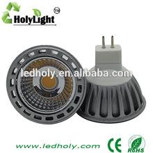 AC 100-240V 6W 450lm GU10 CRI80 warm white 2800K led gu10