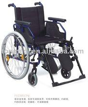 TAW250LCPQ High Calss Folding Lightweight Manual Handicapped Aluminum Wheelchair
