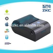 pocket photo printer supports SMS/webpage/barcode/2D code printing
