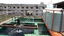 2014 High Quality New Design Types Of Wastewater Treatment Plant