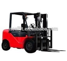 mini 4ton diesel forklift truck used forklift forks FD40M
