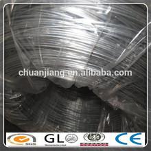 Hot dip or electro Galvanized wire/galvanized steel wire