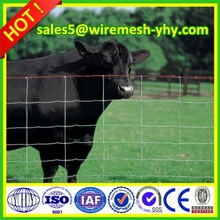 High Tensile Fixed Knot Stock Fence - A Type Of Field Fencing