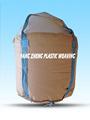 Impressão química máquina de costura de madeira da pelota de resíduos de construção sacos big bag embalagem para a lenha