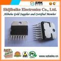 Tda7377 e-tda7377 ic amplificador de audio 2x35w multiwatt15