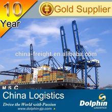 2014 Cheap sea freight from shenzhen/guangzhou/ningbo/shanghai/china to GOTEBORG SWEDEN