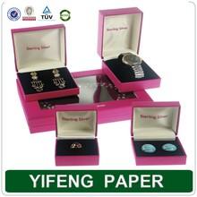 Guangzhou factory jewelry box packaging wholesale, buy luxury box online