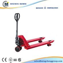supply hand lift truck hand manual forklift mini pallet truck