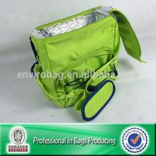 Lead-free Adjustable Shoulder Strap Lunch Bag With Shoulder Straps