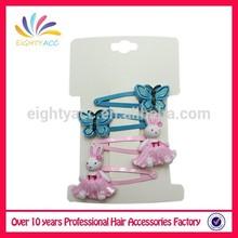 Hair accessories set butterfly hair clip cute girls hair clips