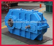 High Efficiency Belt Conveyor Industrial Power Steering Reduction Worm Gear Box