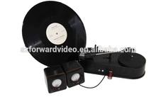 USB Turntable Player , gramophone record-ezcap612