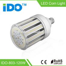 Aluminum led bulb TUV CE UL approved led parking lot lighting retrofit led corn light