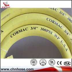 1inch heat resistant 4 sp rubber hydrauliekslang volgens en856 4 sp