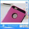 Big Promotion transparent plastic cover for iphone 6 plus