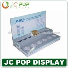 cosmetic cardboard display/pop up display/high quality display