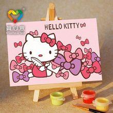 oil painting kit 10x15cm resale gift items