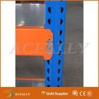 Q235 Steel, CE certificated American Teardrop style Pallet rack
