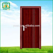 YM-002 Low Price Best Sell Interior Office Door Flush Door Design