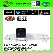 Hidden car mini camera car rearview camera for KIA New Carens/Borrento/Sorento LED