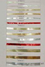 Design latest halloween ribbon printing logos