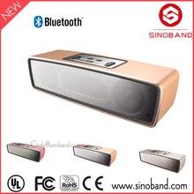 2015 S500 Newest Design portable powerful surround sound speaker case