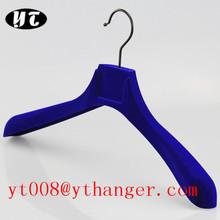 cloth hanger stand fabric sample hanger velvet coat hanger