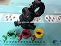 Alta quantidade de plástico braçadeira/clip anti gotejamento irrigação da agricultura bico