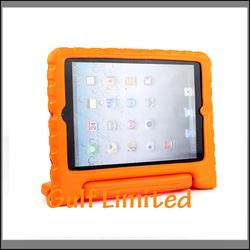Portable handbag shockproof Eva foam case for ipad mini