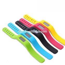 bluetooth bracelet pedometer watch Bracelet Sleep Track Intelligent calorie fitness smart bluetooth bracelet watch