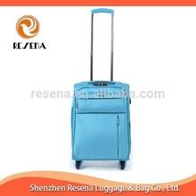 4 Wheels Metal Trolley Luggage Bag Picture