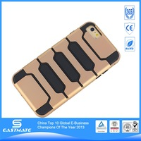 Hybrid Rubber phone case and cover for iphone 6 plus