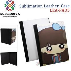 Custom Design Leather Phone Case for iPad 5