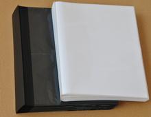 Black or white PP Album inner pages