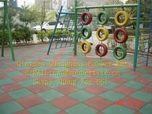Kindergarten rubber mat ,Playground rubber flooring,Children rubber flooring